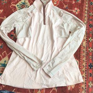 Lululemon long sleeve run shirt size 10